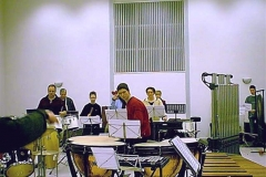 Eerste repetitie Drumband