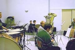 Eerste repetitie Fanfare